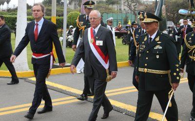 POLICÍA NACIONAL CELEBRÓ XXIX ANIVERSARIO DE CREACIÓN INSTITUCIONAL