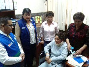 SUBOFICIAL AGREDIDA RECIBE ATENCIÓN DE SALUDPOL