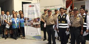 EFECTIVOS POLICIALES RECIBIERON INFORMACIÓN DE LOS SERVICIOS DE SALUDPOL