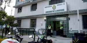 SALUDPOL OFRECIÓ CHARLAS INFORMATIVAS A EFECTIVOS POLICIALES DE COMISARÍA LA HUAYRONA EN SAN JUAN DE LURIGANCHO