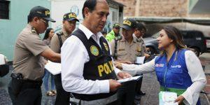EFECTIVOS POLICIALES DE COMISARÍA DE LA PERLA RECIBIERON INFORMACIÓN SOBRE COBERTURAS DE SALUD FINANCIADAS POR SALUDPOL